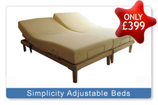 Simplicity Adjustable Beds