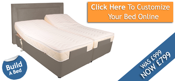 Adjustable Bed - Twin