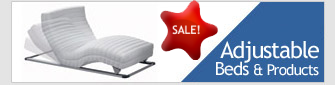 Adjustable Electric Beds from Back Care Beds UK